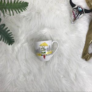 Kate Spade Lenox NYC Illustrated Mug